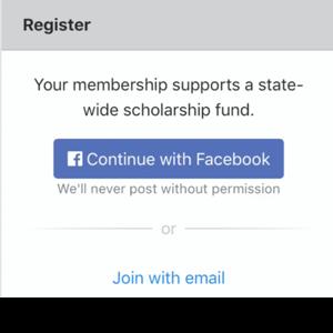 Simpler Member Signup